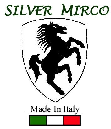 シルバーミルコ イタリア製