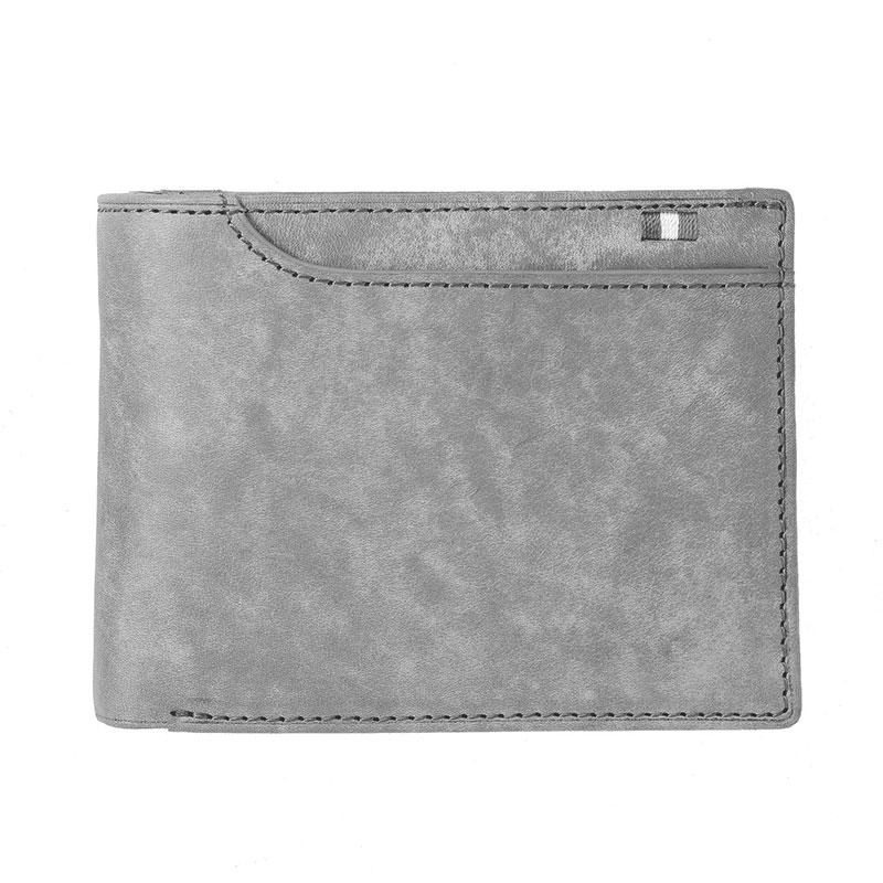 milagro ミラグロ イタリアンヌバック・21ポケット二つ折り財布 ca-p-2108 サイズ1