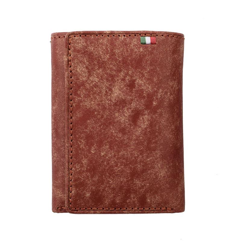milagro ミラグロ イタリアンヌバック・3つ折り財布 ca-p-531