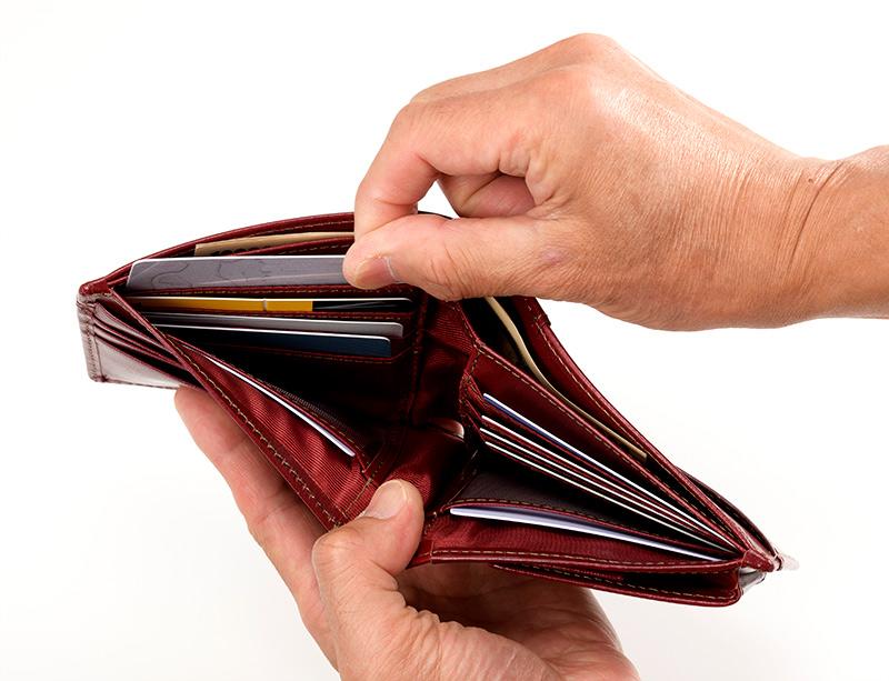 Milagro イタリアンレザー BOX小銭入れ21ポケット二つ折り財布 ca-s-2108 たっぷり12枚 内側に2つ 表に2つ