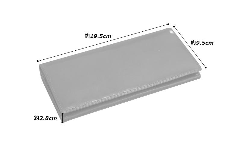 ミラグロ タンポナートレザー 28ポケットロングウォレット ca-s-526 素材 牛革(イタリアンレザー)、ポリエステル、他 サイズと重さ(約) 縦:9.5cm × 横:19.5cm × マチ:2.8cm / 150g 仕様 内部:カード入れ×20、札入れ×1(仕切り×1)、ファスナー付き小銭入れ×1、オープンポケット×4  背面:オープンポケット×1 カラー 3色(ブラウン、チョコ、ネイビー)
