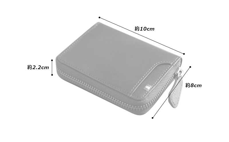 Milagro(ミラグロ)イタリアンレザー 横型ボックスコインケース ca-s-530 素材 牛革(イタリアンレザー)、ポリエステル、他 サイズと重さ(約) 縦10cm×横8cm×厚さ2.2cm/80g 仕様 表側:カードポケット×1 内側:カード入れ×1 箱型小銭入れ×1、オープンポケット×1 背面:カードポケット×1 カラー 3色(ブラウン、チョコ、ネイビー)