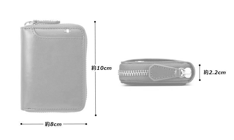Milagro(ミラグロ)イタリアンレザー 横型ボックスコインケース ca-s-530 素材 牛革(イタリアンレザー)、ポリエステル、他 サイズと重さ(約) 縦10cm×横8cm×厚さ2.2cm/80g 仕様 表側:カードポケット×1 内側:カード入れ×1 箱型小銭入れ×1、オープンポケット×1 背面:カードポケット×1 カラー 4色(ブラウン、ネイビー、オレンジ、バーガンディ)