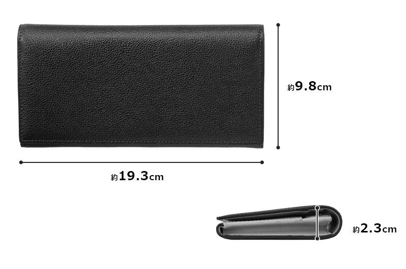 Milagro(ミラグロ) 英国C. F. Stead社製レザー・長財布 ca-w-631