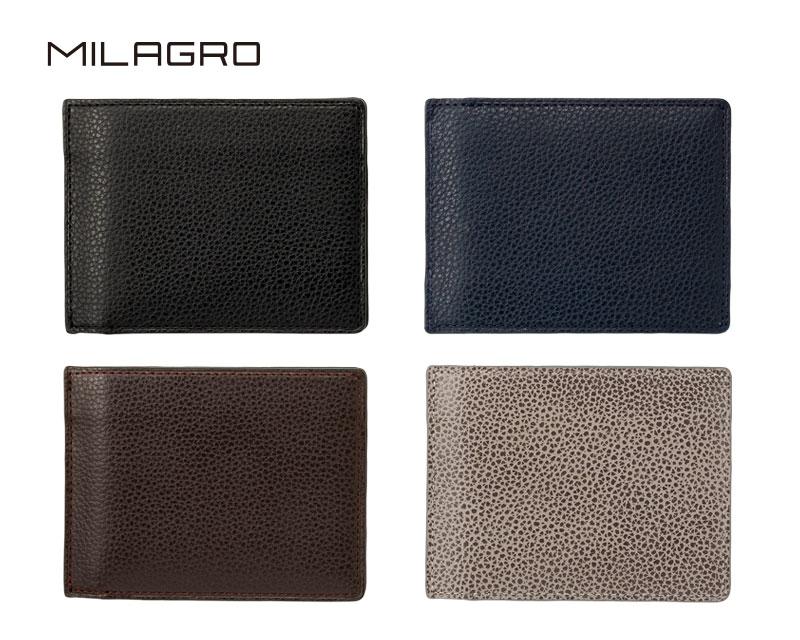Milagro(ミラグロ) スマートウォレット(小銭入つき) ea-mi-100
