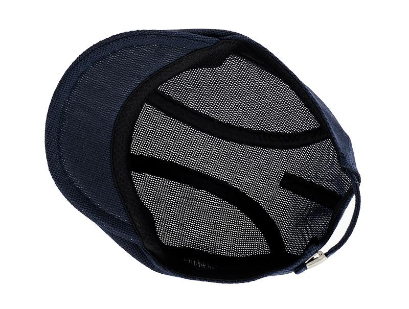 井上帽子 in-h007 涼感メッシュハンチング 日本製 手洗い可能! 折り畳んで、持ち運べる、旅行に最適の帽子 手洗い可能できる素材を使用しておりますので汗をかいても快適にかぶれます。ツバ芯部分も折り畳み可能な素材を使用。リュックのサイドポケットやパンツのポケットに小さく折り畳んで収納可能です。