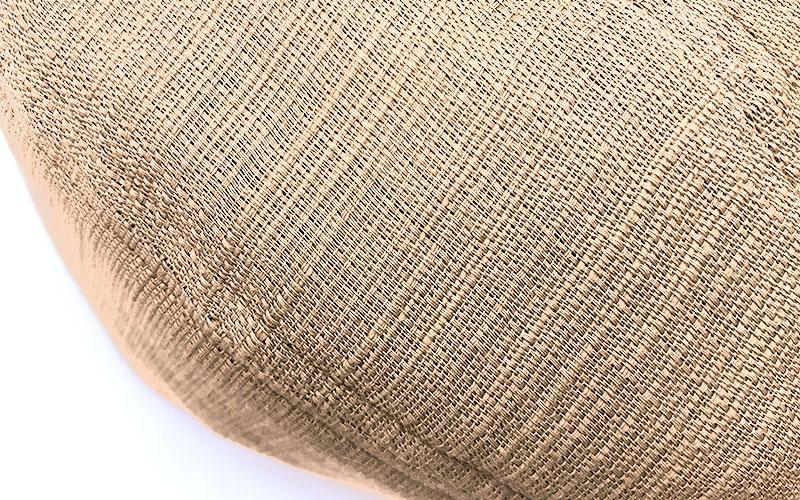 井上帽子 ブッチャー織りハンチング in-h020