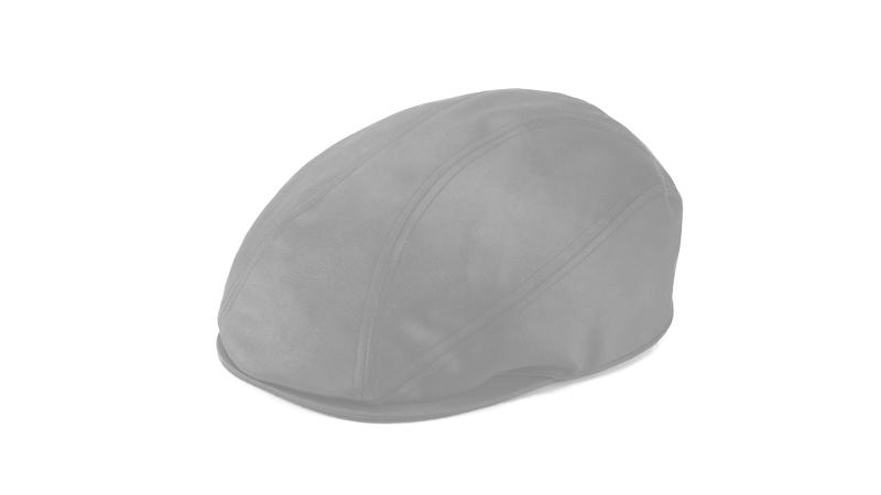 井上帽子 in-hpu008 レザー調ハンチング  サイズ
