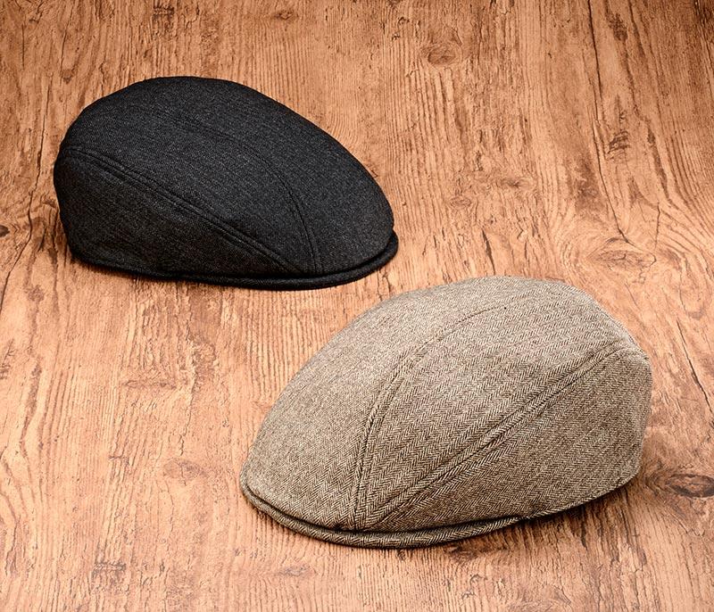 井上帽子 in-hw010 洗えるウールハンチング 日本製 手洗いも可能!オールハンドメイドのハンチング