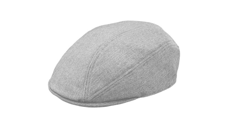 井上帽子 in-hw010 洗えるウールハンチング 日本製  サイズ