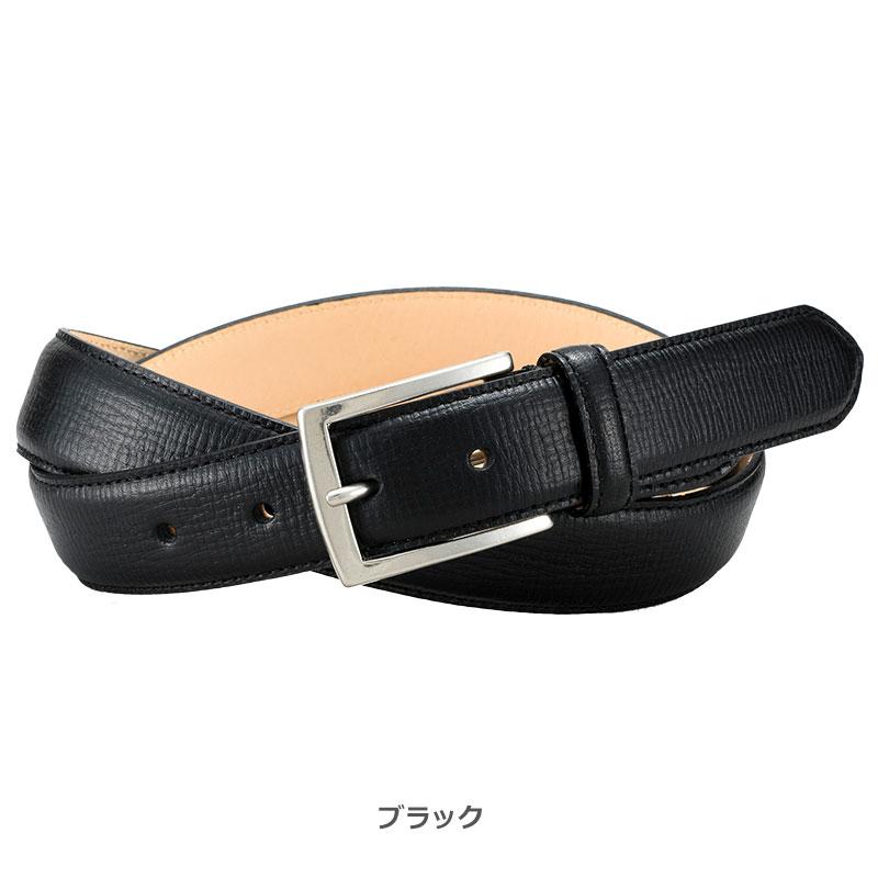 長沢ベルト工業 30mm 栃木レザー・エイジングベルト 日本製 nb-025