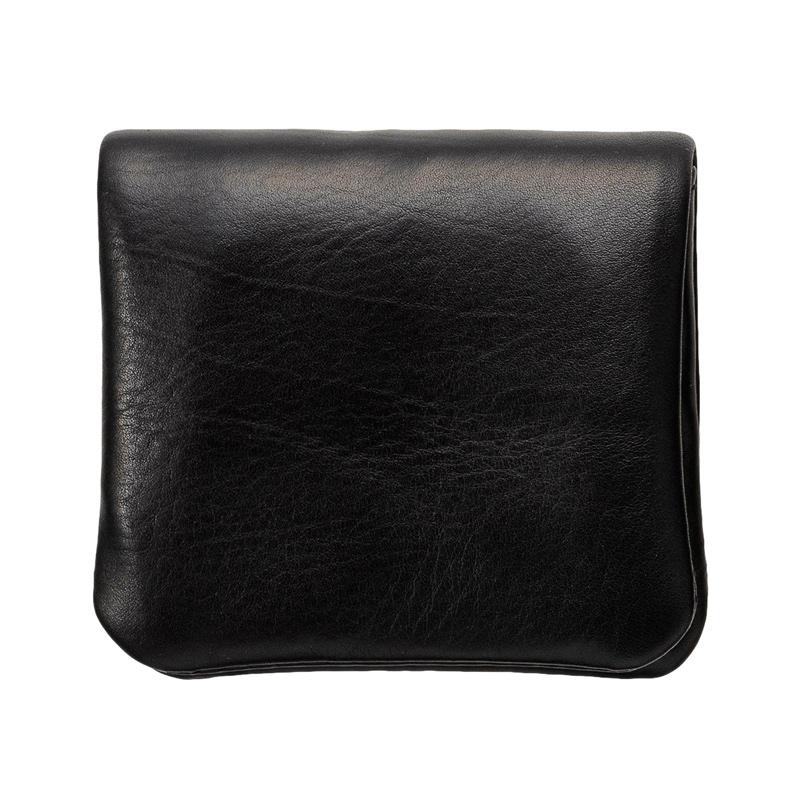 Milagro ミラグロ アニリンカーフ コインケース oh-bp303  ブラック
