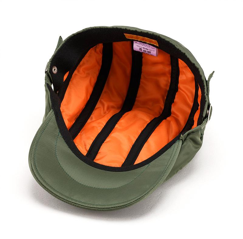 オリハラ スタイル ORIHARA STYLE ra-or-h011 MA-1風ハンチング 日本製 特長的な内側のオレンジ色は墜落した際に裏返して着ることで救出部隊に発見されやすいエマージェンシーカラーとして機能します。近年ではファッションアイテムの定番として万人に受け入れられ数あるフライトジャケットの中でメンズ、レディースともにトップクラスの人気を誇ります。