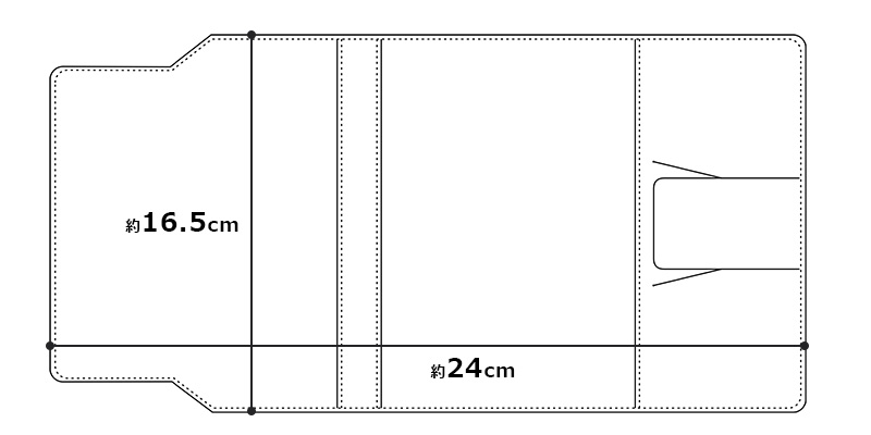 iroiro オイルプルアップレザー ブックカバー (S) 文庫サイズ sl-o-002
