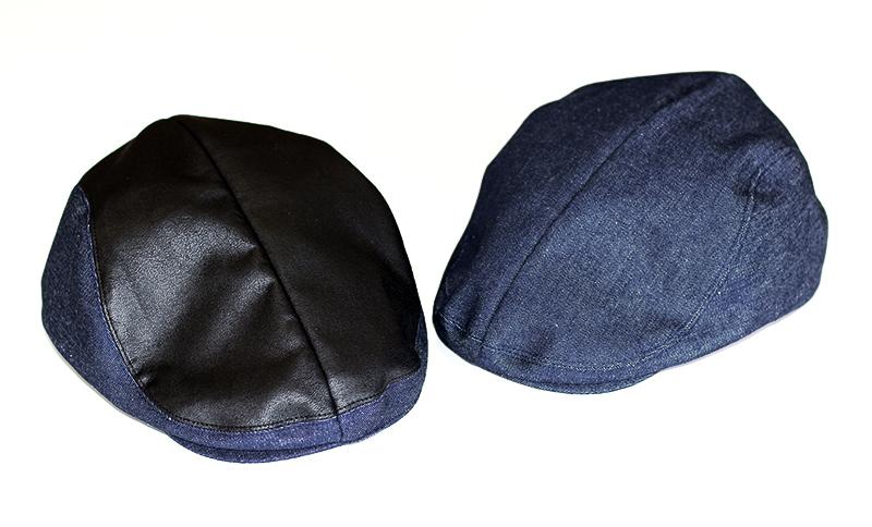 オリハラ スタイル ORIHARA STYLE te-h001-deblbk MA-1風ハかぶったままでスタイルチェンジ!この帽子には柄をめくることより、デザインが切り替えられる特許機能が備わっています。<br> それが「MEKURU」(めくる)です。いわゆる一般的な表裏をひっくり返してかぶるリバーシブルハットと違い、「めくる」ことによってかぶったままでも、色や柄が変えられることができる新しいタイプの2WAYハンチングです。