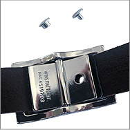 WINS FACTORY 姫路レザー・振り子ベルト WI-002 付属パッチの使用方法について
