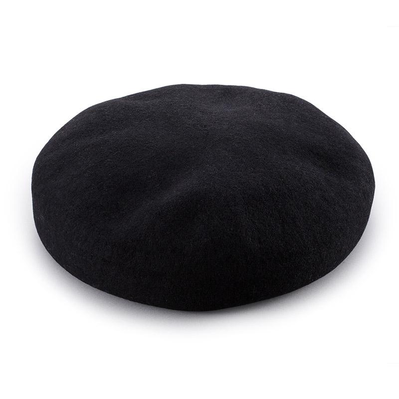 YOKOI BERET ANIS(アニス)  ウール八角ビックベレー帽 yo-br001
